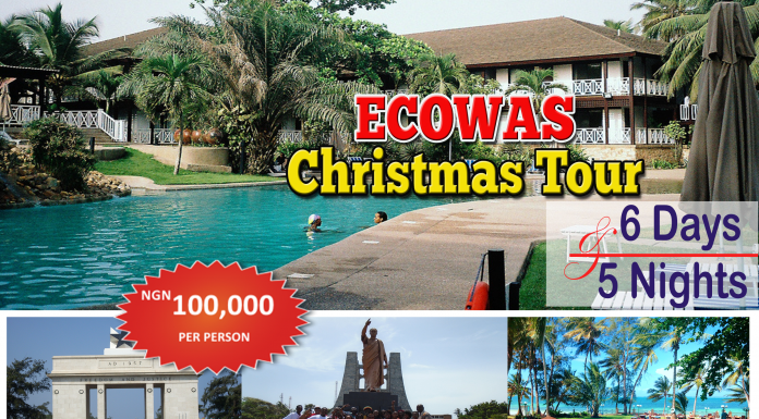 West Africa tour Vacation