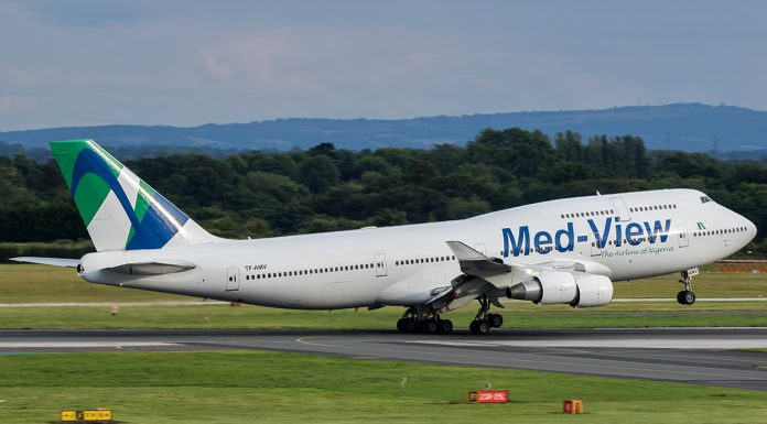Medview Airlines Set to Commence Lagos-Dubai Service